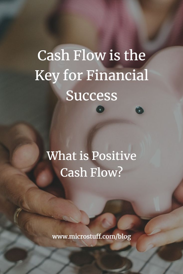 Cash Flow is the Key for Financial Success