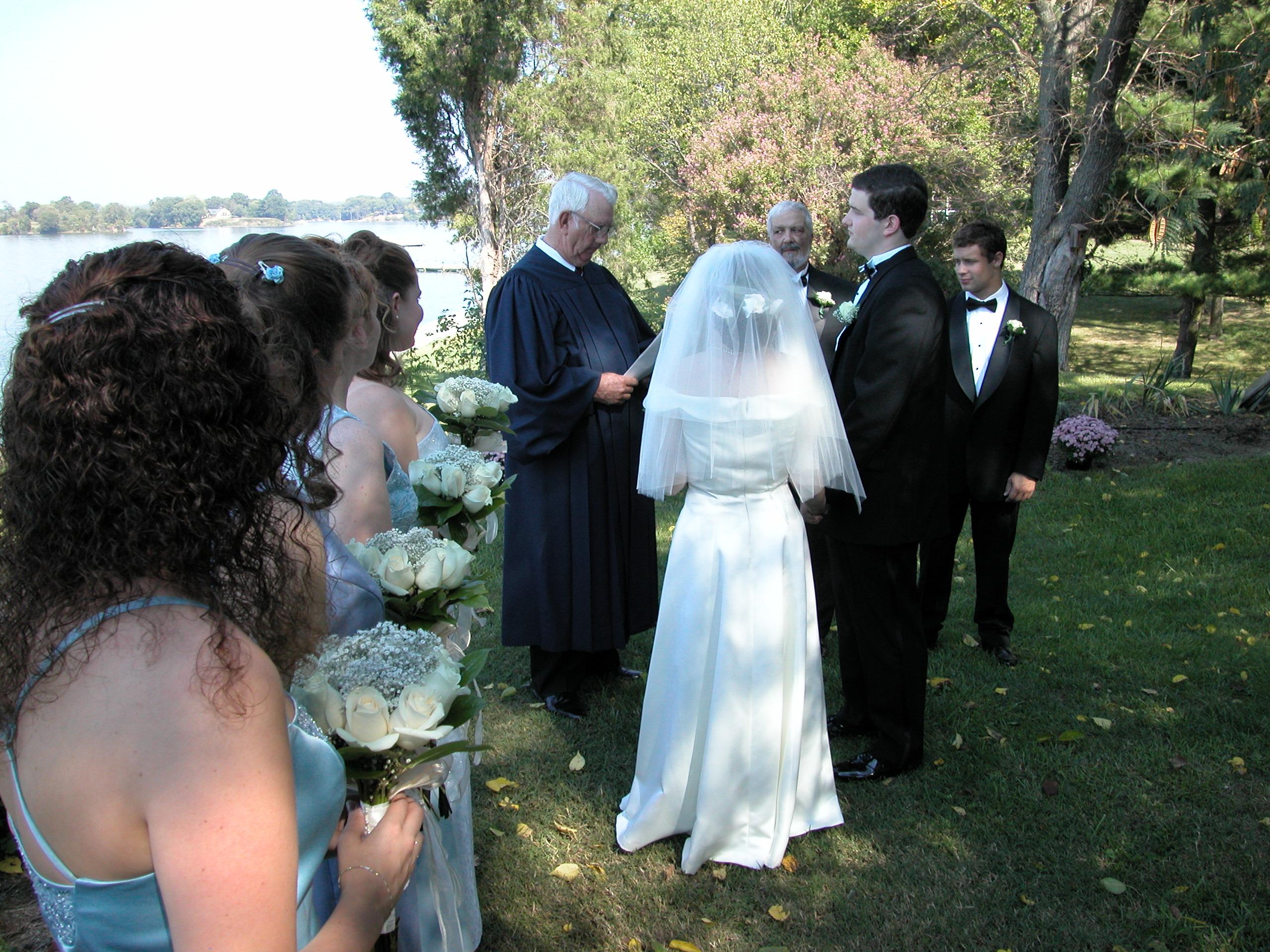 $5000 Wedding Ceremony
