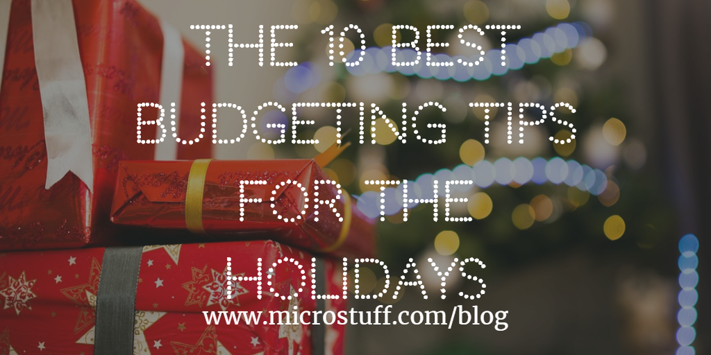 The 10 Best Budgeting Tips for the Holidays